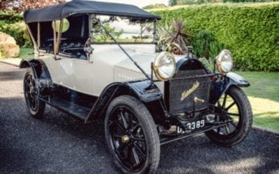 H&H Classics – 104 Year-Old Hupmobile Model Ha Tourer