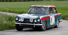 H&H Classics- Race & Rally Cars Head The Grid