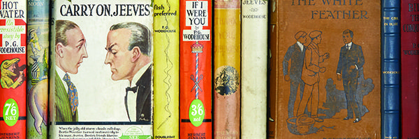Freeman's – Single Owner Collection of P.G. Wodehouse