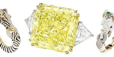 Freeman's – 29.84 Carat Yellow Diamond Leads Auction