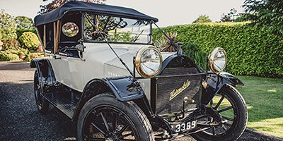 H&H Classics- 1915 Hupmobile for Bid in Online Auction