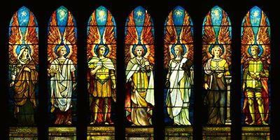 Freeman's- Rare Tiffany Windows Soars Above $705,000